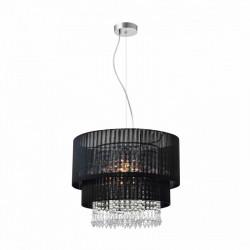 LETA LAMPA WISZĄCA, RLD93350-L1B ZUMA LINE, CZARNE LAMPY WISZĄCE, CZARNE LAMPY ZUMA LINE, CZARNE LAMPY DEKORACYJNE, ZUMA LINE