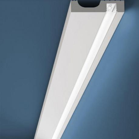 IL11 NMC, LISTWA PRZYSUFITOWA LED, LISTWA SUFITOWA LED, NOWOCZESNA LISTWA SUFITOWA, LISTWY NMC, LISTWY SUFITOWE LEDOWE, LISTWA