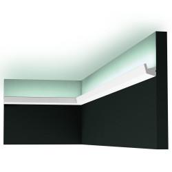 LISTWA ŚCIENNA LED, LISTWA OŚWIETLENIOWA, CX189F FLEX ORAC DECOR, LISTWY ŚCIENNE LED, LISTWA ŚCIENNA GIĘTKA, GIĘTKA LISTWA LED,