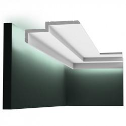 LISTWY SUFITOWE LED, C391 ORAC DECOR, LISTWA SUFITOWA OŚWIETLENIOWA, LISTWA SUFITOWA LED, LISTWY SUFITOWE ORAC, orac decor