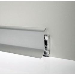 LISTWY PRZYPODŁOGOWE ALUMINIOWE, Profilpas LPA207, Listwa aluminiowa 7 cm, LISTWY PRZYPODŁOGOWE Z ALUMINIUM, LISTWY PRZYPODŁOGOW