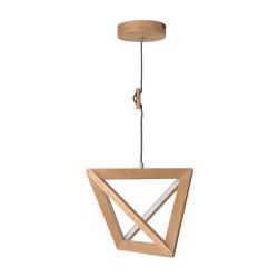 TRIGONON 1209174 DREWNIANA LAMPA WISZĄCA SPOTLIGHT