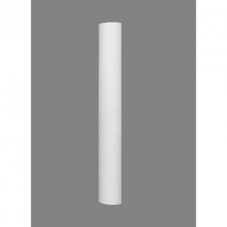 KOLUMNA N3224W Mardom DECOR gładka w stylu toskańskim