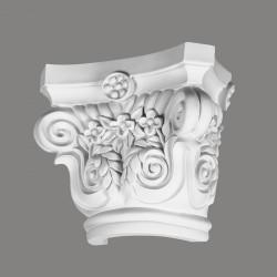 PÓŁKOLUMNA N1024-3 Mardom DECOR z kolekcji Prestige w stylu korynckim