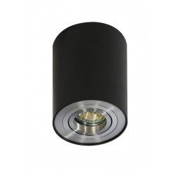 Lampa BROSS 1 GM4100Black/ Aluminium metal / Azzardo