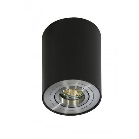 Lampa BROSS 1 GM4100Black/ Aluminium metal / Azzardo