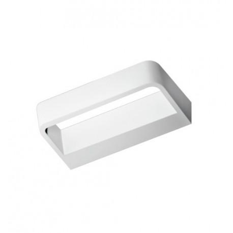 Lampa SCATOLA MB5798S White metal / aluminium Azzardo