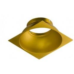 Lampa HUGO R wkład GM4104 R Gold aluminium IP20 Azzardo