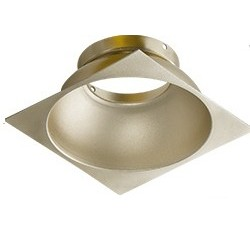 Lampa HUGO R wkład GM4104 R Champagne aluminium IP2 Azzardo