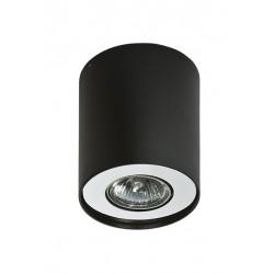 Lampa NEOS 1 FH31431B Black/ Aluminium metal Azzardo