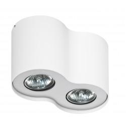 Lampa NEOS 2 FH31432B White/ Aluminium metal Azzardo