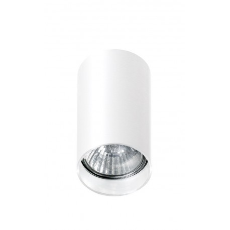 Lampa MINI ROUND GM4115 White / aluminium IP20 Azzardo