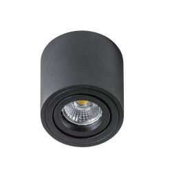 Lampa MINI BROSS GM4000 Black / aluminium IP23 Azzardo