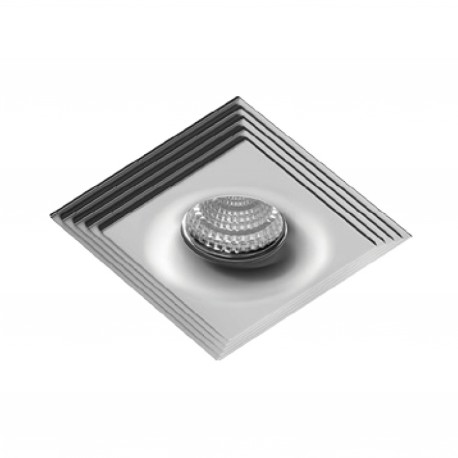 Lampa LUCIANO S CH NC1760SQ-CH Chrome / aluminium I Azzardo