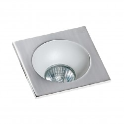 Lampa HUGO 1 Downlight bez wkładu GM2118S Downlight aluminium / al Azzardo