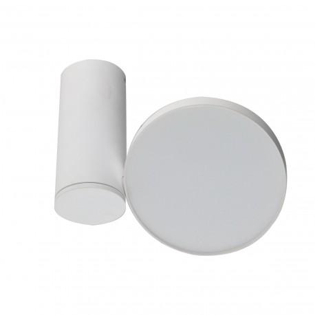 Lampa GALENA LC1486-11W-FW White / aluminium Azzardo