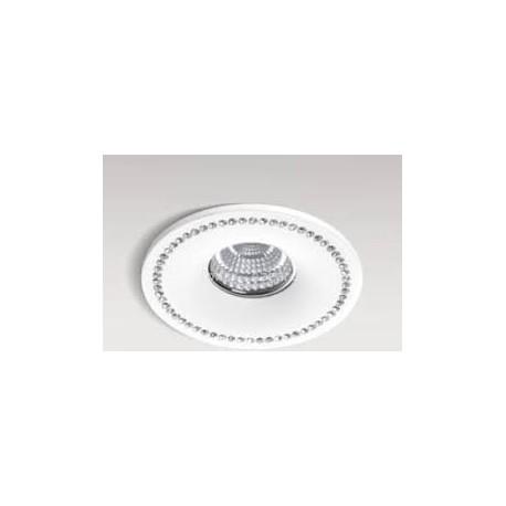 Lampa SIMON R NC1767R-W White / aluminium IP20 Azzardo