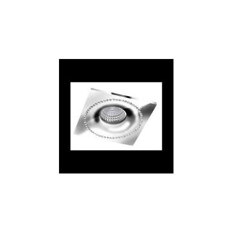 Lampa SIMON S NC1767SQ-CH Chrome / aluminium I Azzardo