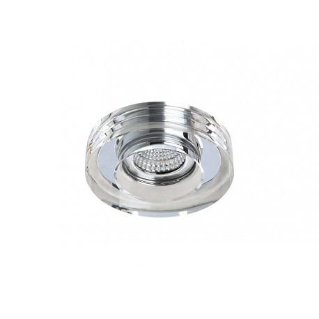Lampa VEKTOR R SC760R-A / aluminium IP20/crysta Azzardo
