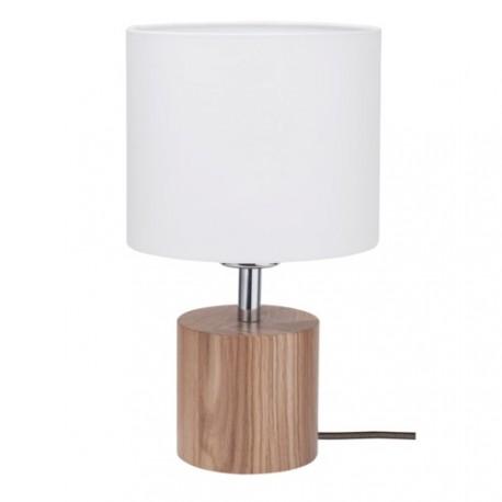 TRONGO 7081170 DREWNIANA LAMPA STOJĄCA SPOTLIGHT