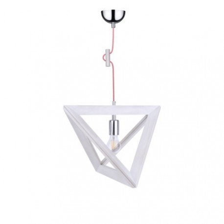 TRIGONON 1271532 DREWNIANA LAMPA WISZĄCA SPOTLIGHT