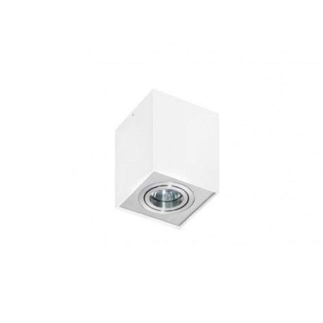 Lampa MINI ELOY GM4006 White / aluminium IP20 Azzardo