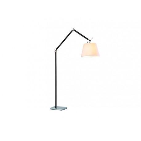Lampa ZYTA FLOOR WHITE ML2300-L WH white/black/chrome Azzardo