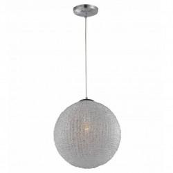 Lampa SWEET 30 pendant MD6008/300 chrome/clear metal/ac Azzardo