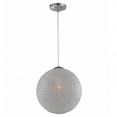 Lampa SWEET 30 pendant MD6008/300 chrome/clear metal/ac Azzardo