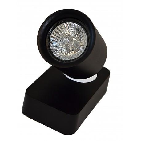 Lampa TOMI 1 top/wall FH31311A11 black metal/ alumini Azzardo
