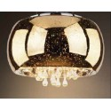 Lampa ASTRAL top 42608-5 gold glass/crystal/met Azzardo