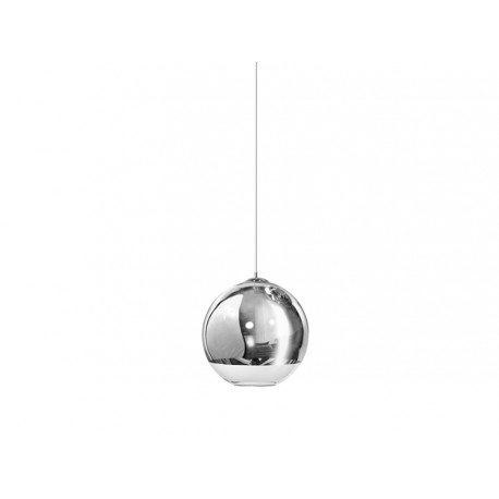 Lampa SILVER BALL 18 pendant LP5034-S metal/glass chrome/chro Azzardo
