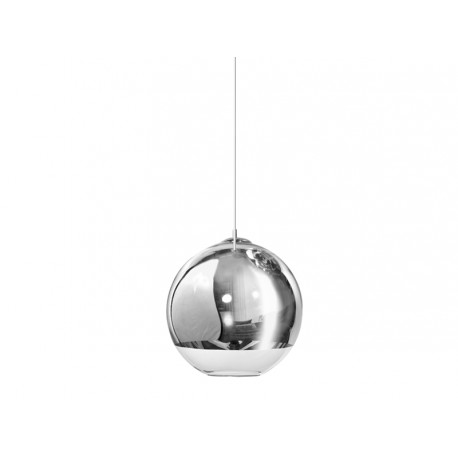 Lampa SILVER BALL 40 pendant LP5034-XL metal/glass chrome/chr Azzardo