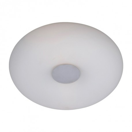 Lampa OPTIMUS 53 ROUND 5530L glass/aluminium IP44 Azzardo