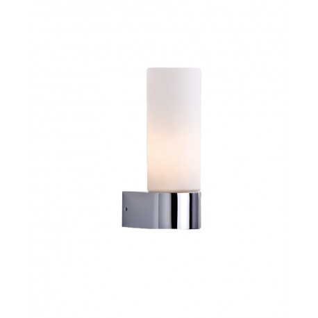 Lampa GAIA 1 wall LW1402 chrome/white opal glass/ Azzardo