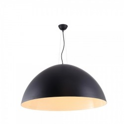 Lampa MAGMA 90 NEW BLACK/ WHITE pendant FB6840-90 BL/ WH black/white me Azzardo