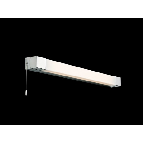 Lampa MICHEL 630 wall LW2206 chrome/white acryl/metal Azzardo