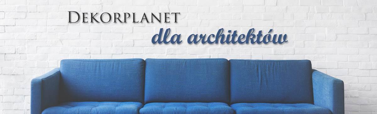 Oferta dla architektów i projektanów wnętrz